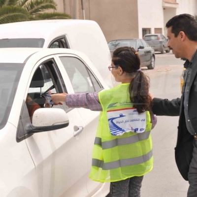 Campagne de sensibilisation sur le danger des passages à niveau