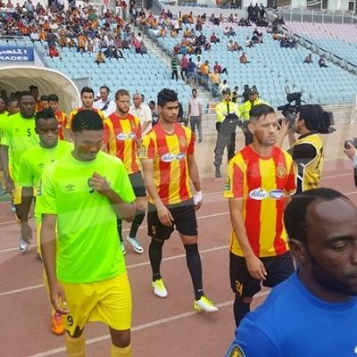 CAF - Ligue des champions : Espérance S.Tunis Vs  AS Vita Club