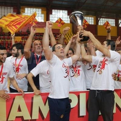 كرة اليد: الترجّي بطلا لتونس
