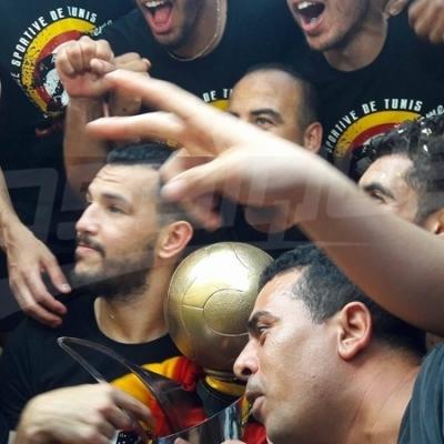 الرابطة المحترفة الأولى : الترجي الرياضي التونسي - النجم الرياضي الساحلي