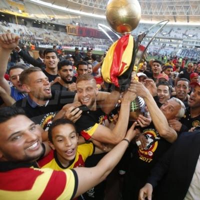 L'Espérance Sportive de Tunis championne de Tunisie