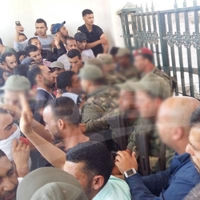 Tataouine: des manifestants accèdent au siège du gouvernorat