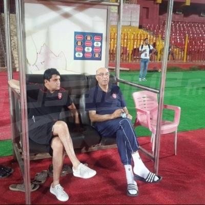 ESS: dernière séance d'entrainement au Soudan et conférence de presse d'avant-match