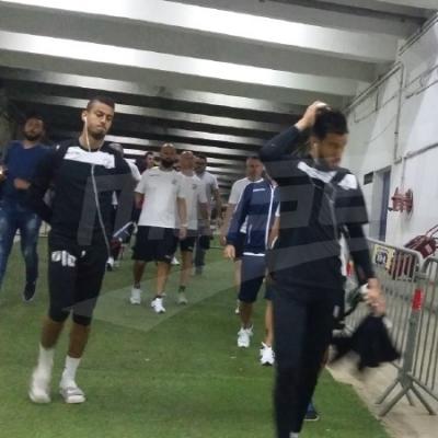 Le CSS effectue sa dernière séance d'entrainement avant le match face au MC Alger