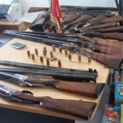 Smar : saisie de fusils de chasse et de pilules de viagra