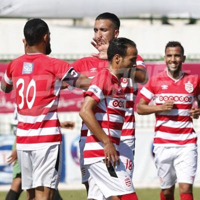 Coupe de Tunisie: Club S.Hammam Lif (0-3) Club Africain