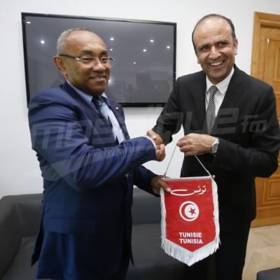 Inauguration de la Maison des Arbitres à Tunis