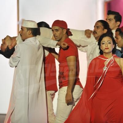 Spectacle Lemdina de Nefaa Allani au festival de Carthage