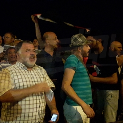 Carthage: Protestation contre le spectacle de Michel Boujenah