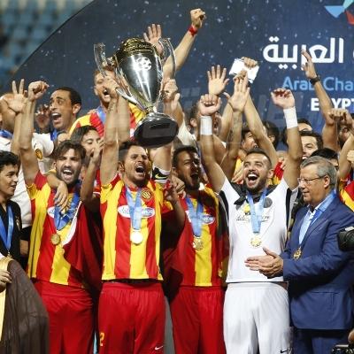 L'Espérance remporte la coupe arabe