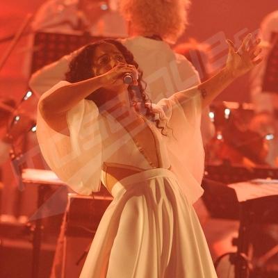 مهرجان قرطاج : عرض أمال المثلوثي