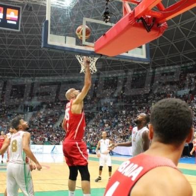 أفروباسكات 2017: تونس في النهائي