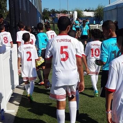 اليوم الثاني لمشاركة تونس في كأس دانون للأمم