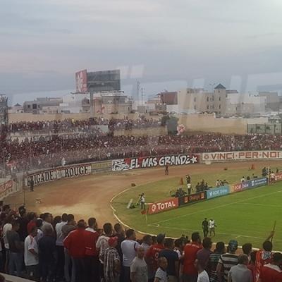 CAFCL : l'ESS remporte la 1e manche face à Al Ahly