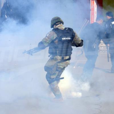 Sejnane: Des affrontements entre les forces de l'ordre et les protestataires