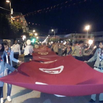Sidi Bouzid célèbre le 7e anniversaire de la révolution