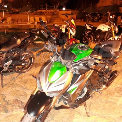 Préparatifs avant le coup d'envoi de Rallye Al KAmar à Tataouine