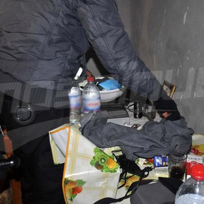 مداهمات للمنازل وحجز تجهيزات سرقت أثناء عمليات التخريب