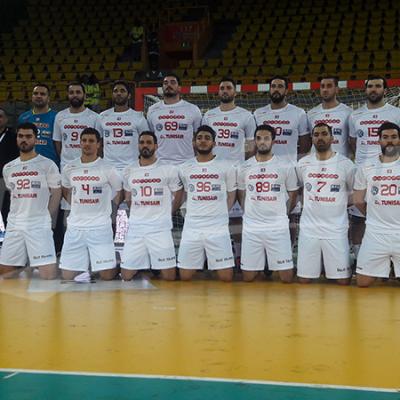 كان كرة اليد الغابون:تونس تفوز على الكاميرون