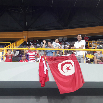 La Tunisie s'impose facilement face au Gabon