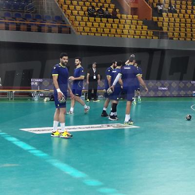 CAN Handball: Tunisie (38-21) RD Congo