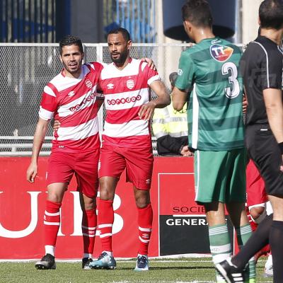 الرابطة الأولى : النادي الإفريقي (3-0) شبيبة القيروان