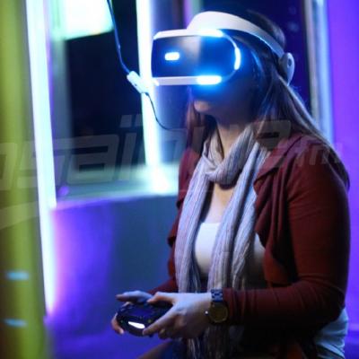 The Box VR, 1er espace Gaming 100% réalité Virtuelle en Tunisie