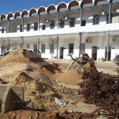 القيروان:معهدان في بناية واحدة والأساتذة يحتجون
