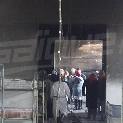 سيدي بوزيد: اندلاع حريق بمبيت مدرسي