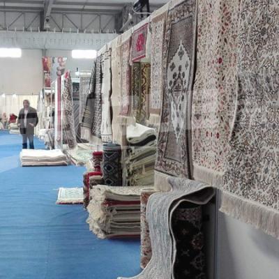 Inauguration du Salon Régional du Tapis et du Tissage Ras à Sousse