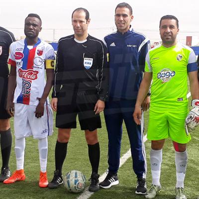 كأس تونس:أجواء دربي الجنوب بين اتحاد تطاوين وأولمبيك مدنين