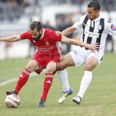 الرابطة الأولى: النادي الصفاقسي - النجم الساحلي (0-1)
