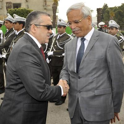 وزير الداخلية يشرف على يوم دراسي حول دور قوات الأمن الداخلي في مكافحة الفساد