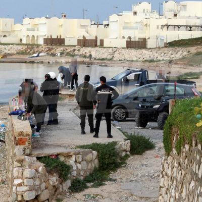 Campagne sécuritaire entre la police et la garde nationale à Gammarth