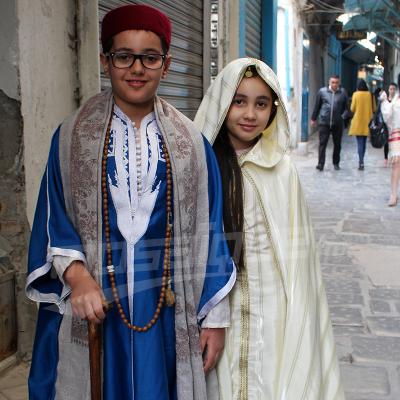 L'habit traditionnel, il faut le porter tous les jours pas uniquement aujourd'hui