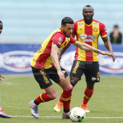 CAFCL: Espérance S.Tunis (1-0) Gor Mahia