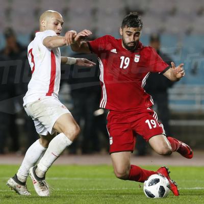 Tunisie 1-0 Iran