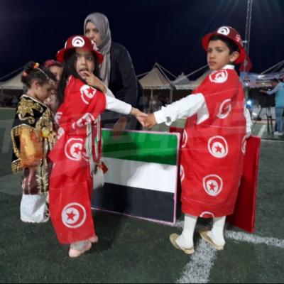 انطباعات جيدة في اختتام الدورة الدولية لكرة القدم المصغرة و تحايا لفلسطين في يوم الارض