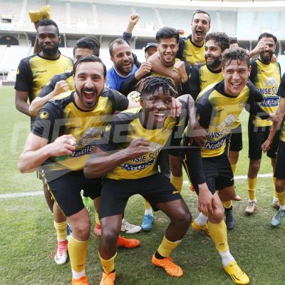 النادي الافريقي 0-2 النادي البنزرتي