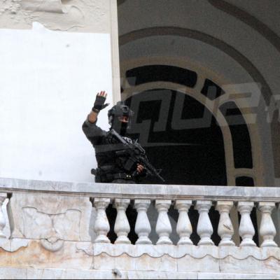 الذكرى 62 لعيد قوات الأمن الداخلي