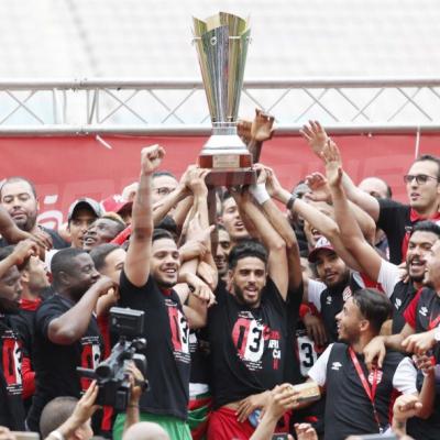 Le CA domine l'ESS et remporte sa 13e coupe de Tunisie