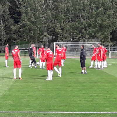 Séance d'entraînement des Aigles de Carthage ce jeudi à Moscou
