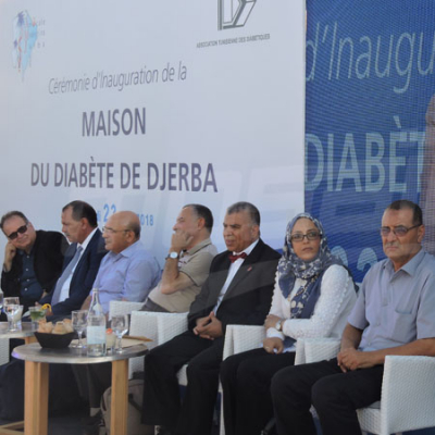 Inauguration de la Maison du Diabète de Djerba