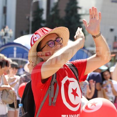 أجواء تونسية استثنائية قبل مباراة المنتخب ضد بنما