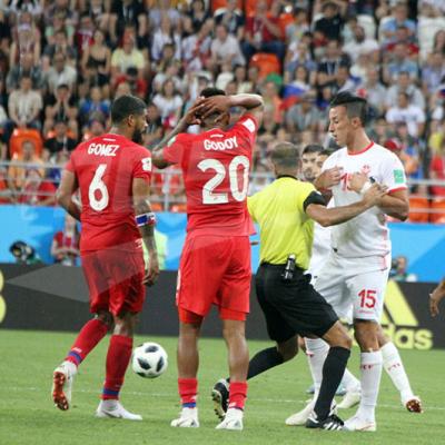 Mondial 2018: Tunisie (2-1) Panama