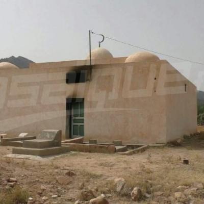 Kasserine : des terroristes incendient un mausolée