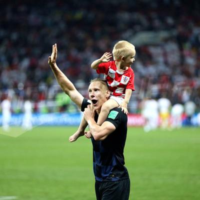 Russie 2018 - Demi-Finale : Croatie Vs Angleterre