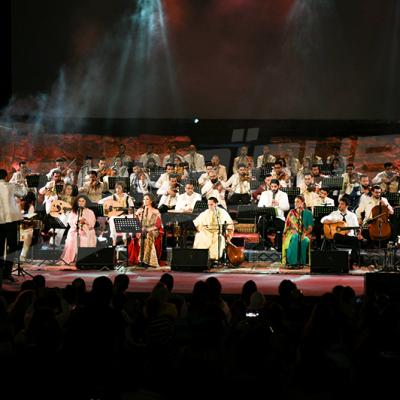 Musique maghrébine à la soirée d'ouverture du FIC
