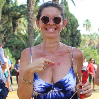 الفرنسيون المقيمون بتونس يحتفلون بفوز منتخب الديكة بكأس العالم