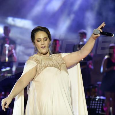 Amina Fakhet retrouve son public à Carthage